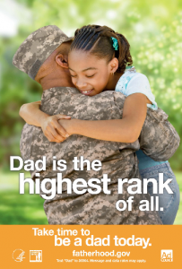 dad highest rank