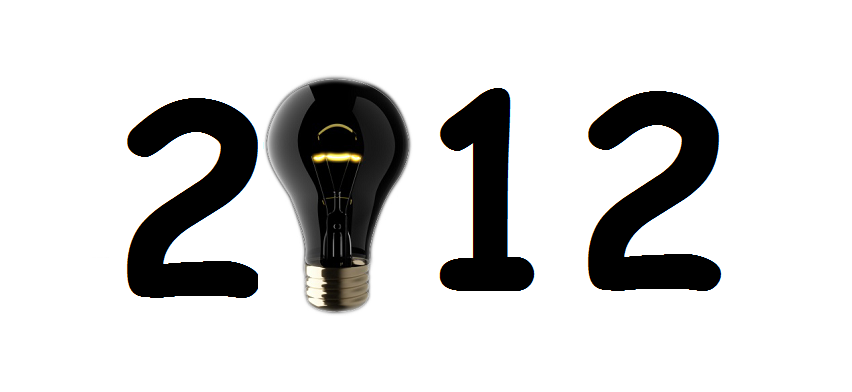 Big Ideas that Impacted Me in 2012