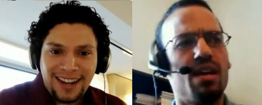 Jeff Zelaya's Google Hangout with Copywriter Donnie Bryant