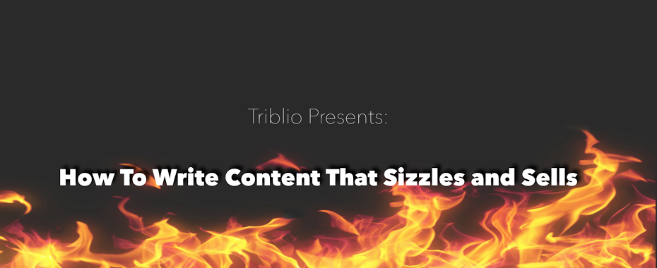 Sizzling Content and Copy