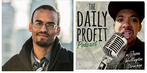 daily profit podcast on copywriting research